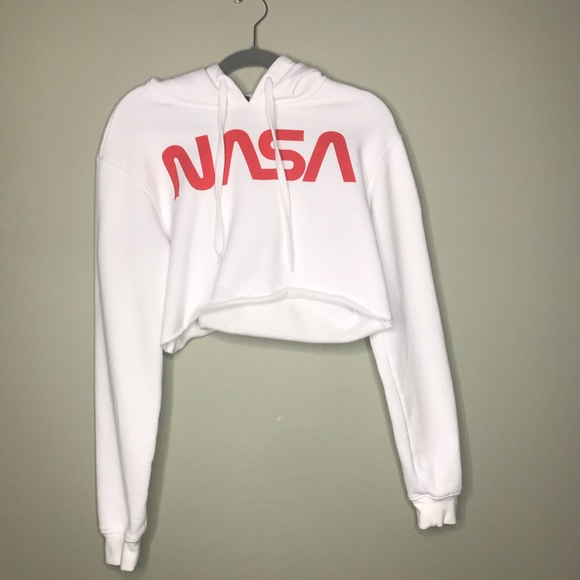 0ea1d072c5927 Forever 21 Tops - NASA hoodie by   CHEMISTRY from forever 21
